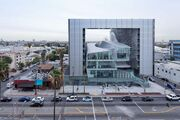 Emerson College on Sunset Boulevard, L.A.