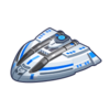 IL-53 Interstellar Liner Nose Cone