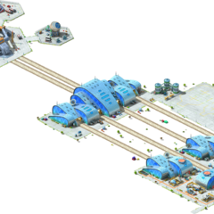 Spaceship Area