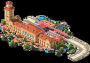 Megapolis Unity Station L4