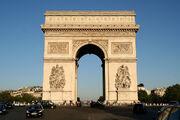 RealWorld Arc de Triomphe