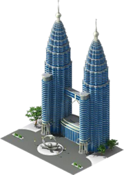 Petronas Towers (Prehistoric)