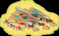 Autonomous Martian Colony