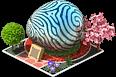 Egg of Creation Sculpture