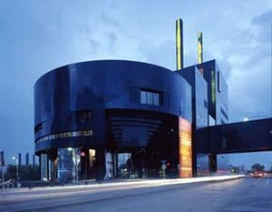 Guthrie Theater Center in Minneapolis