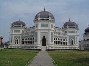 RealWorld Masjid Raya Medan