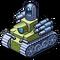 Unique Asset Military Robot