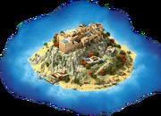 Sea Fort Construction