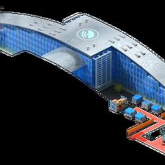 Communications Satellites Conveyor