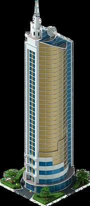 Transportation Tower (Prehistoric)