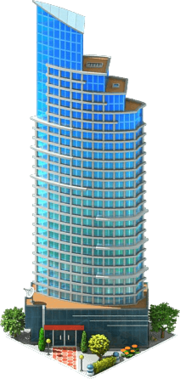 Yacht Tower