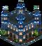 Azure Castle Hotel (Night)