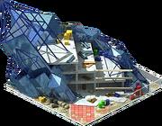 Futuroscope Pavilion Construction