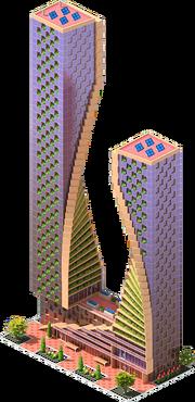 Green Spine Residence L11