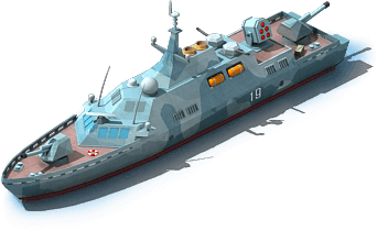 LCS-36 Coastal Ship L1