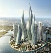 RealWorld Dubai Towers
