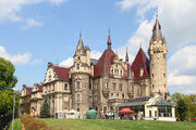 RealWorld Moszna Castle