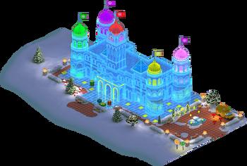 Snow Town Hall L2