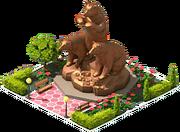 Trio Sculpture