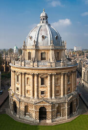 RealWorld Bodleian Library