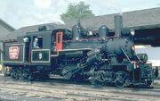 RealWorld Climax Locomotive Arch