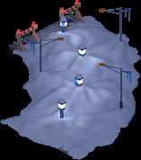 Snowville Track Curve NS 2 Snow Stopper N