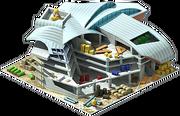 Roanoke Museum Construction