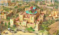 Banner King Solomon's City