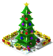 Malaysian Christmas Tree