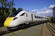 RealWorld Intercity Locomotive Arch