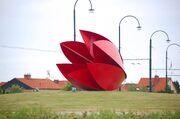 RealWorld Tulip Sculpture