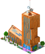 TV and Radio Tower