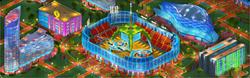 ESports Olympics Background