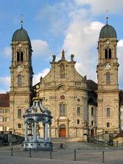 RealWorld Einsiedeln Abbey
