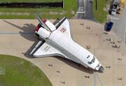 RealWorld Helicon Space Tourism Center Shuttle