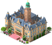 Rotterdam City Hall