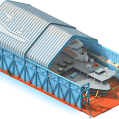 Aircraft Carriers Conveyor