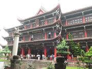 RealWorld Wenshu Monastery