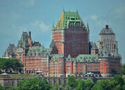 RealWorld Château Frontenac