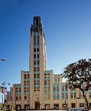 RealWorld Bullocks Wilshire Building