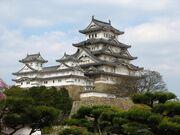 RealWorld Himeji Castle