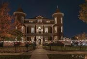 RealWorld Claremore Mansion (Night)