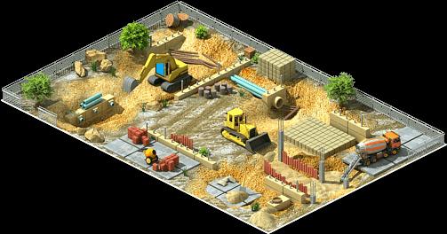 Construction in Progress 4x6