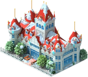 Ginger Hotel (Winter)