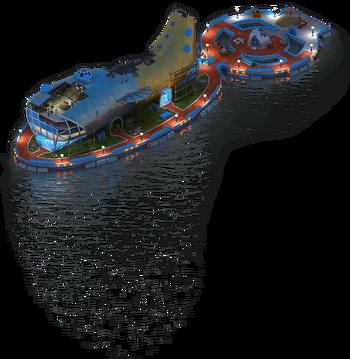 Golden Submarine Casino L1