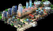 Oil Industrial Complex L4