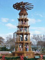RealWorld Christmas Tower