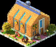 Straw Eco-Motel