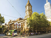 RealWorld Melbourne Town Hall