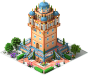 Sentinel Tower (Lucky Chest)